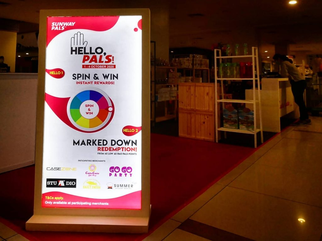 booth that encourage engagement- Creative Digest International