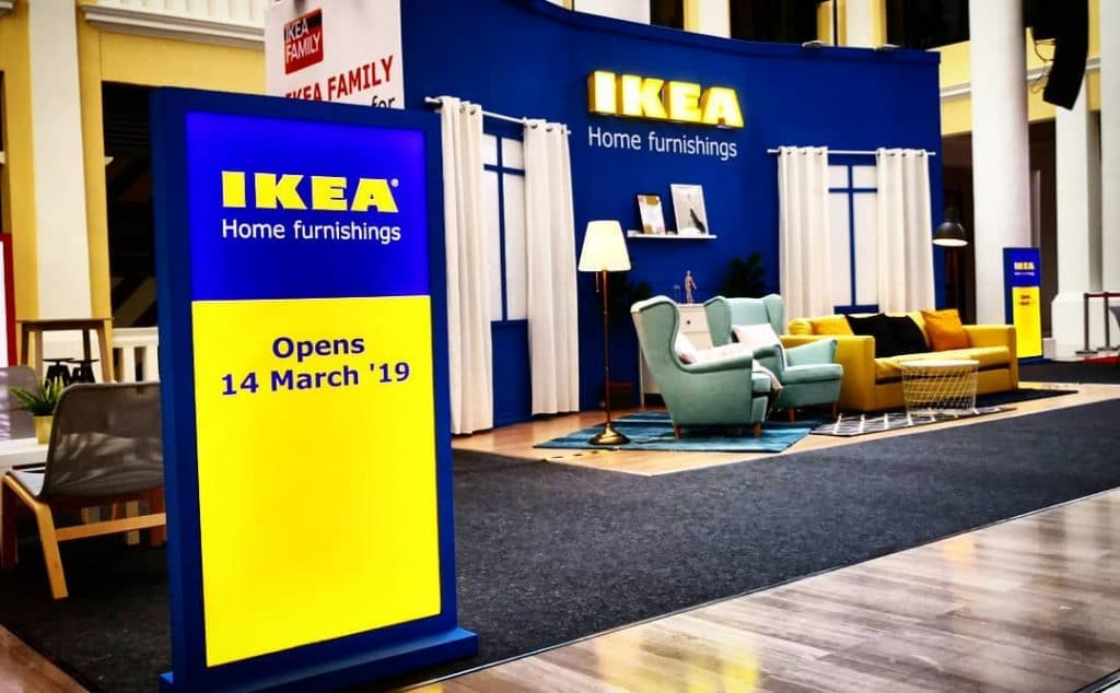 Event Booth Design Malaysia- Ikea Roadshow- Creative digest International